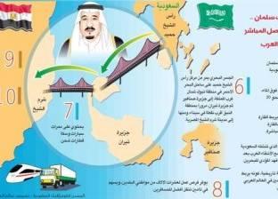 """حامد بن زايد: جسر الملك سلمان يرفع """"التبادل التجاري"""" لتريليون دولار"""