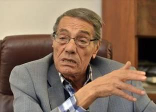 صلاح عيسى: أزمة نقابة الصحفيين ووزارة الداخلية وصلت إلى حائط مسدود