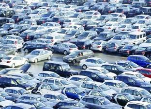 انخفاض مبيعات السيارات 30% فى مارس الماضى