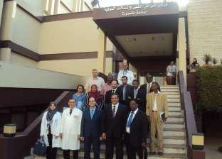 المنصورة توقع برتوكولا لإنتاج أول دواء عربي للكلى من الصمغ مع مستثمر سوداني