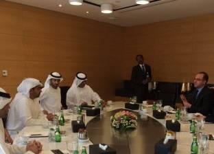 """حامد بن زايد: سندعم سيناء لتكون """"هونج كونج"""" الشرق"""