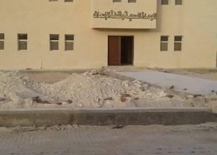 القوات المسلحة توزع الآلاف من  كراتين المواد الغذائية على أهالي الفرافرة