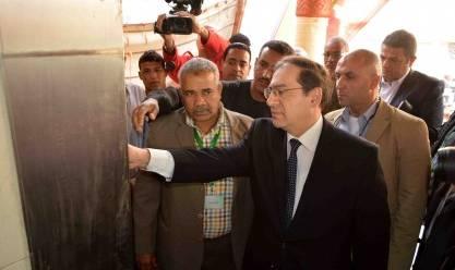 وزير البترول يستقبل وفد موريتاني لتفعيل اتفاقيات في الطاقة والتعدين