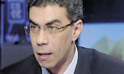 ياسر رزق: الرئيس يؤمن بحرية الإعلام وهو الأقدر على إنهاء هذه الأزمة