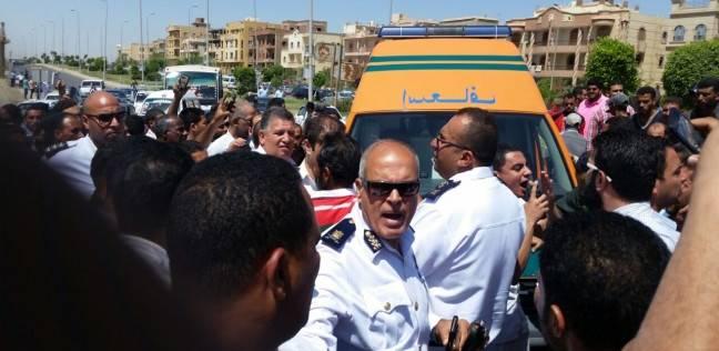 """تحقيقات حادث """"التجمع الأول"""": أمين الشرطة أطلق الرصاص على البائع من مسافة 5 أمتار"""