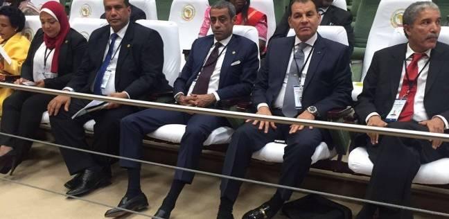 """وفد """"النواب المصري"""" يؤدي اليمين أمام البرلمان الإفريقي 4810182561462301345"""