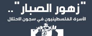 """""""زهور الصبار"""".. الأسرى الفلسطينيون في سجون الاحتلال"""