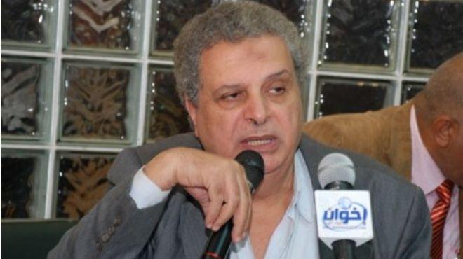 أحمد دراج: المادة 3 تشبه وعد بلفور.. والمادة 4 تفرض وصاية على الشعب