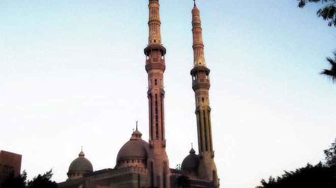 خطيب الجمعة بالمنيا: أنا كرهت ميدان التحرير وهناك أموالًا من الخارج لإشاعة الفوضى
