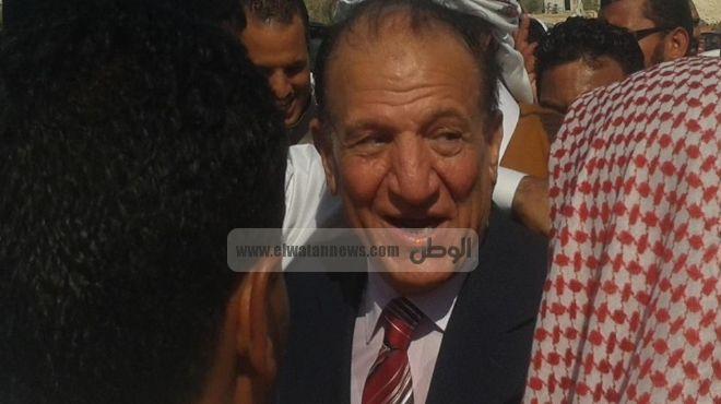 بالصور| سامي عنان يقرر الترشح لرئاسة مصر في مؤتمر شعبي بمطروح