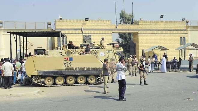 «الاستئناف» تعاين معهد أمناء الشرطة بطرة لاستقبال محاكمة «مرسى»