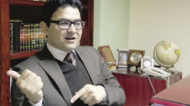 محمد محسوب.. مرشحا للشئون القانونية والمجالس النيابية