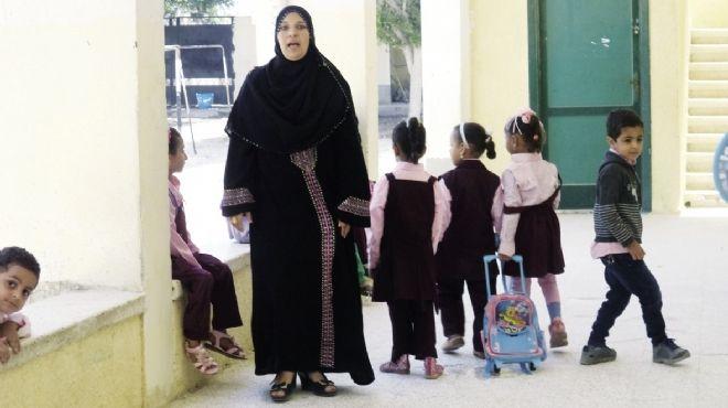 مدارس شمال سيناء تنجح فى «تحدى الإرهاب» والشرطة تفرق مظاهرة لطلاب «الإخوان»
