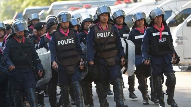زعيم المظاهرات في تايلاند يؤكد عدم التراجع عن مطلب إسقاط الحكومة