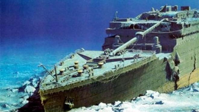 "لن تصدق ماهو سبب غرق سفينه تايتنك ""مفاجأه غريبه """