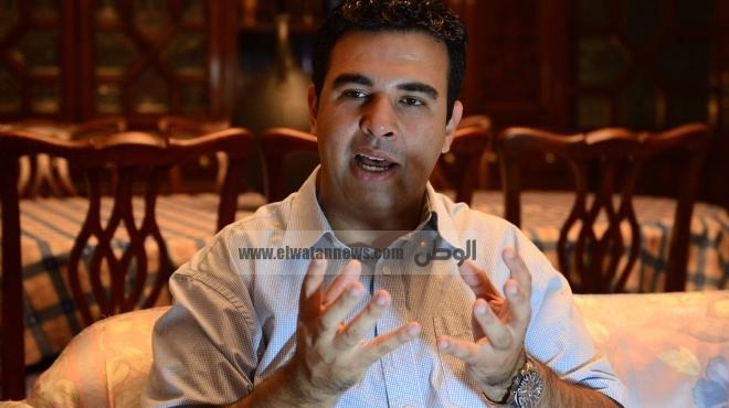 المسلماني: تعيين عصام حجي مستشارا علميا للرئيس المؤقت