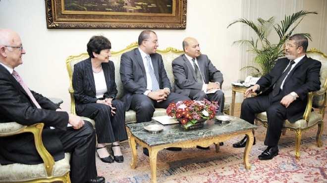 1٫25 مليار يورو لمصر من البنك الأوروبى.. و«النقد الدولى» يحدد 3 شروط للموافقة على القرض
