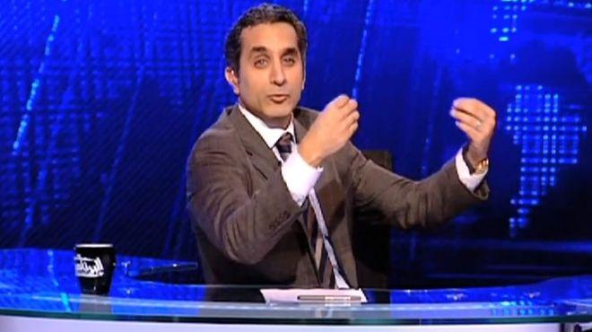 معارضو باسم يوسف يطالبون بقتله في