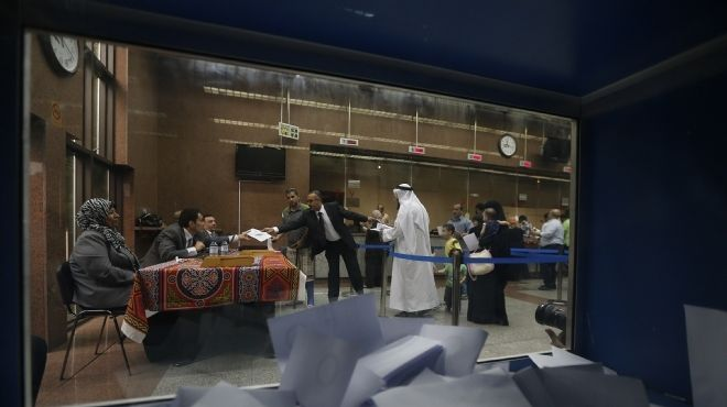 3200 مصري في السعودية صوتوا على الاستفتاء من إجمالي 261 ألف يحق لهم التصويت