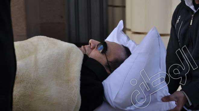 مبارك.. نهاية فرعون
