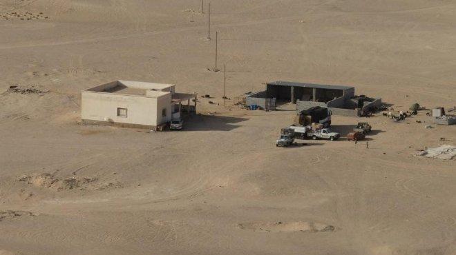 مصدر عسكري ليبي: سقوط طائرة عسكرية مجهولة الهوية قرب الشواطئ الليبية