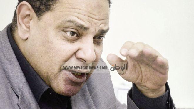 الأسواني: الجيش دوره حماية المواطنين ولست مع عودته إلى الحياة السياسية